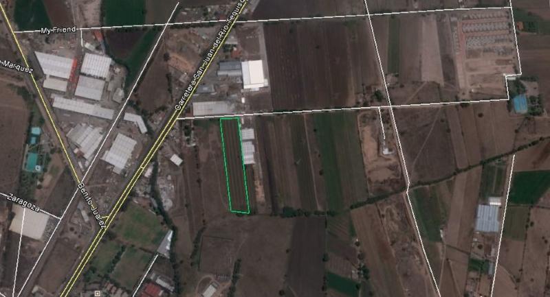 SJR-2635 Terreno en venta, San Juan del Río, Ejido San pedro