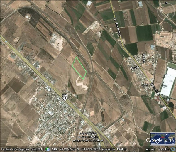 SJR-2236 Terreno en venta, san Juan del Río, Loma Linda