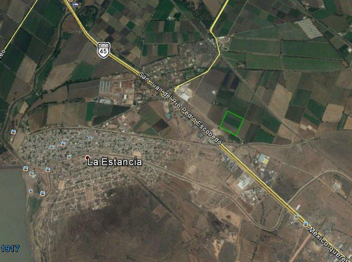SJR-2665 Terreno en venta, San Juan del Río, La Estancia