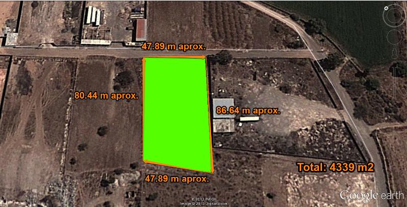 SJR-2326 Terreno en venta, San Juan del Río, Ejido San Juan