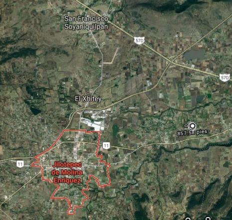 Jilotepec, terreno en venta, Estado de México, SJR-2879