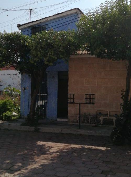 Fracc. Las Rosas, colonia centro, casa en venta, San Juan del Rio, SJR-2920