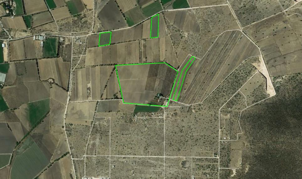Ejido Santa Cruz Escandon, terrenos en venta, San Juan del Río, SJR-2974