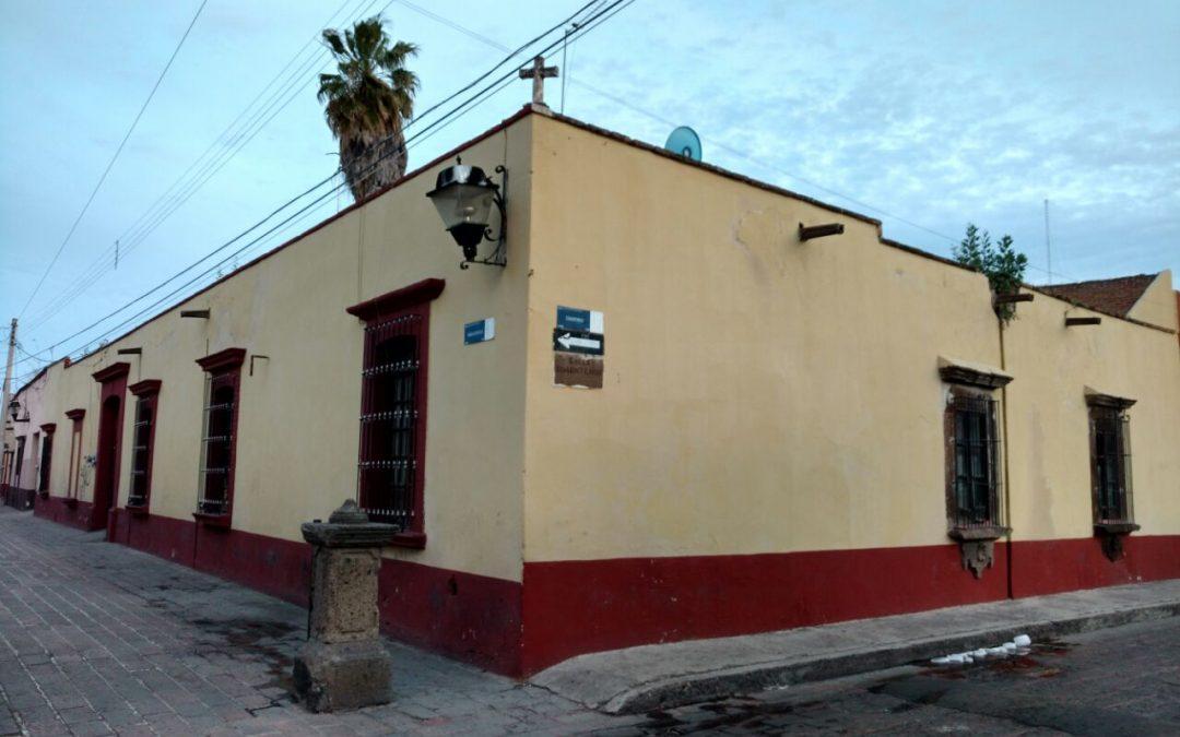 Colonia centro, casa en venta, San Juan del Río SJR-2736