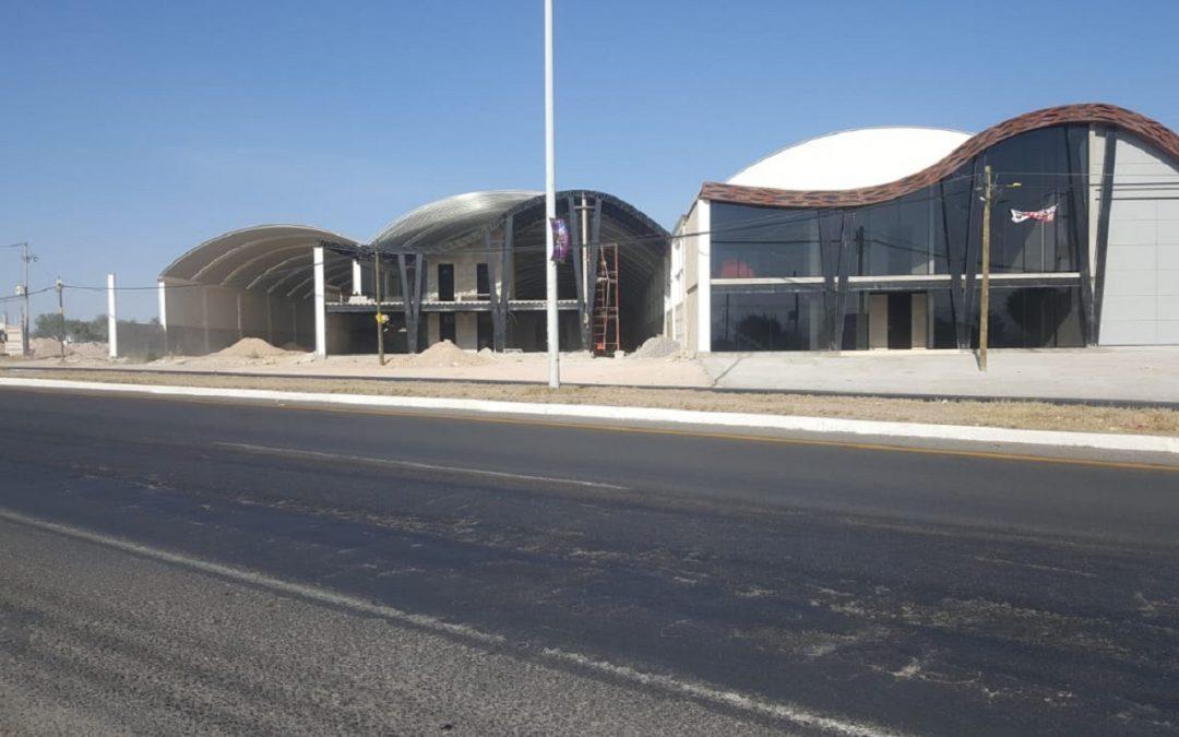A pie de carretera, bodega en renta, San Juan del Río, SJR-2817