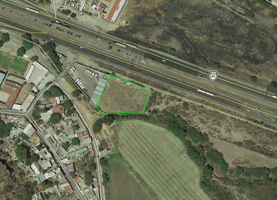 Carretera Mex-Qro. Terreno en venta, san Juan del Río, SJR-366