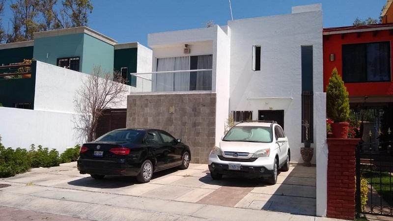 Fracc. Campestre San Juan, casa en renta, San Juan del Río, SJR-2987
