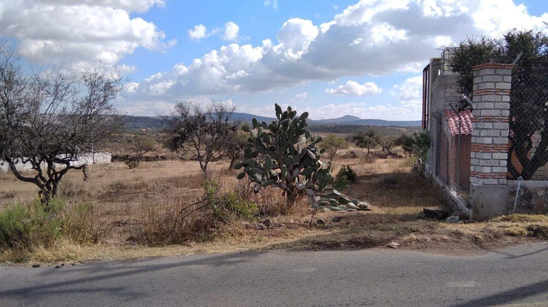 Soledad del Río, terreno en venta, San Juan del Río, SJR-3040