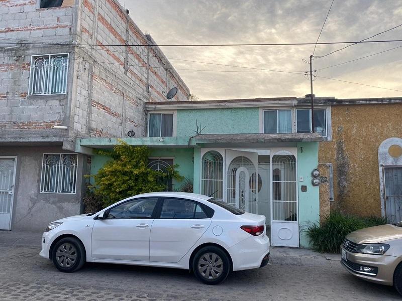 Fracc. Los Olivos, casa en venta, San Juan del Río, SJR-3048