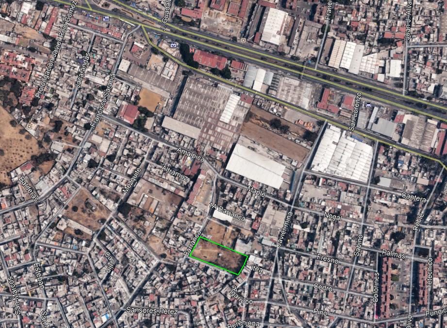 Iztapalapa, terreno en venta, Ciudad de México, SJR-3050
