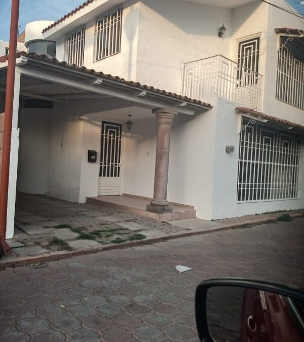 Fracc. del Ángel, casa en renta, San Juan del rio, SJR-3051