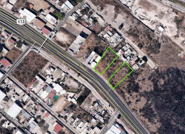 Santa Barbara, El Pueblito, terrenos en venta, Queretaro, SJR-3054