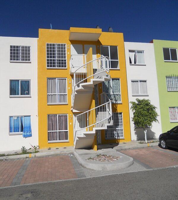 Fracc. Loma Alta, departamento en venta, San Juan del Rio, SJR-3055-60
