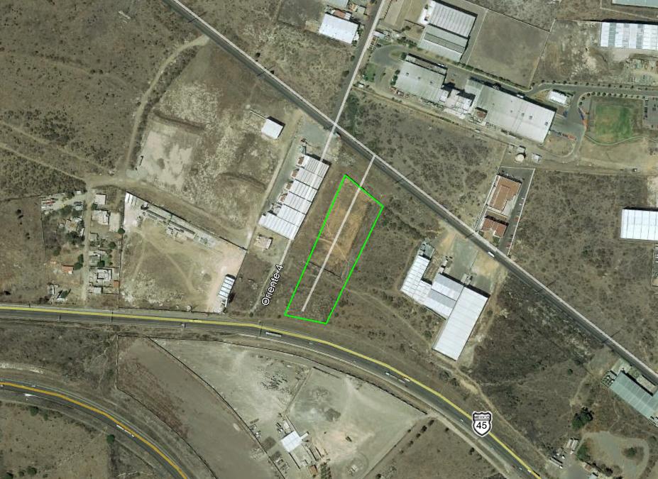 Nvo. Parque Industrial, terreno en venta, San Juan del Río, SJR-3059
