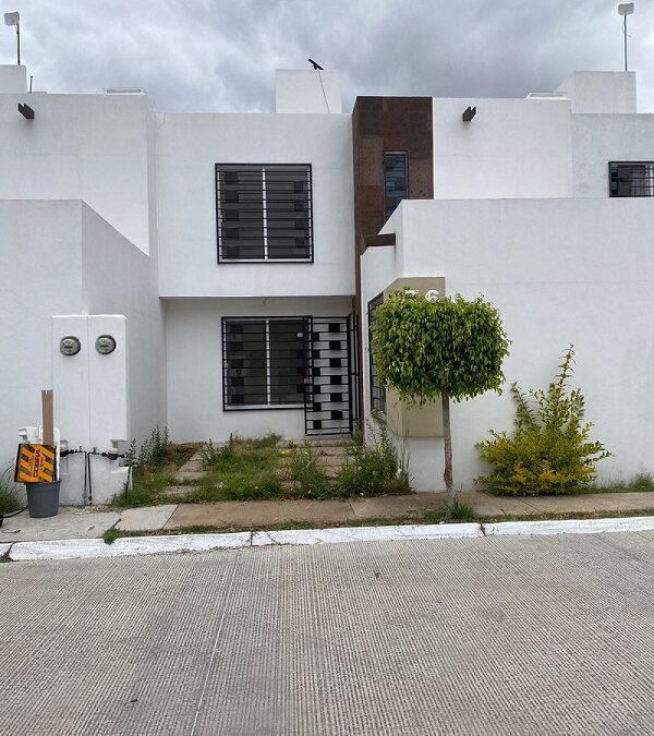 Fracc. Las Estrellas, casa en renta, San Juan del Río, SJR-3061-33