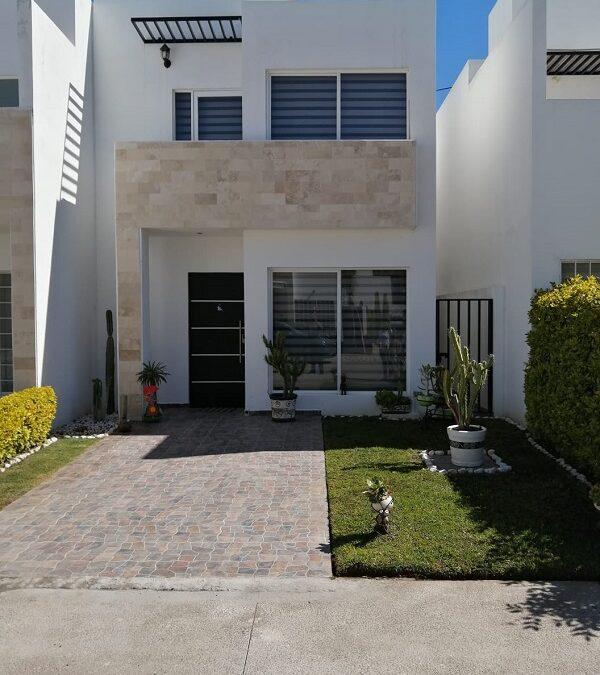 Fracc. La Rioja, casa en venta, San Juan del Rio, SJR-3064-59