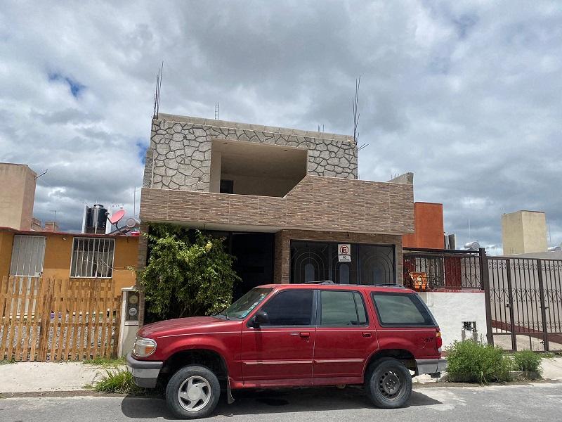 Fracc. La Esmeralda, casa en venta, San Juan del rio, SJR-3092