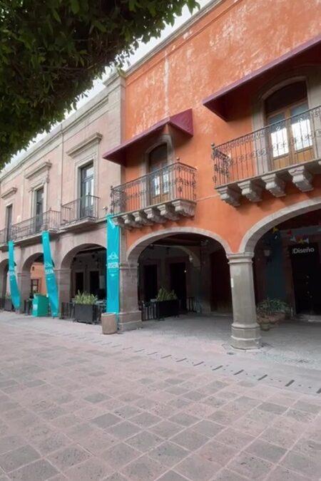 Plaza de Armas, Propiedad comercial en venta, Querétaro centro, SJR-3082