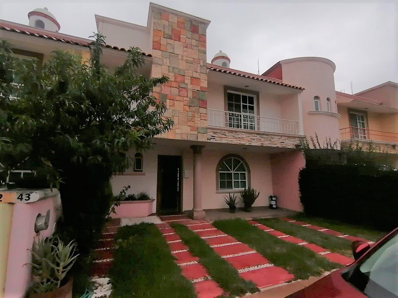 Fracc. Campestre Bugambilias, casa en renta, San Juan del Río, SJR-3100