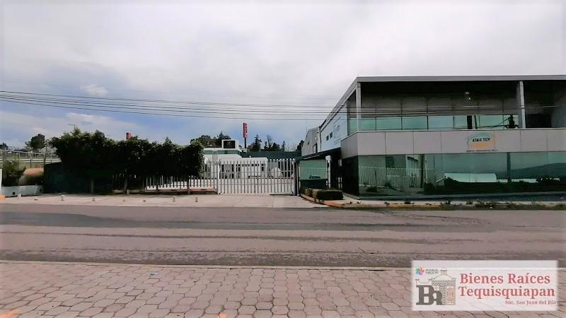 Zona Industrial, Oficinas en renta, San Juan del Rio, SJR-3086